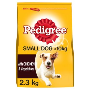 Pedigree Small Dog <10kg Chicken