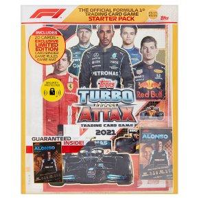 F1 Turbo Attax 2021 Starter Pack