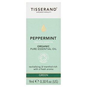 Tisserand Peppermint Organic Essential Oil