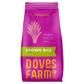 Doves Farm Organic Brown Rice Flour