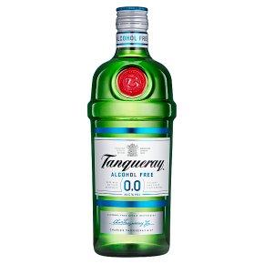 Tanqueray Alcohol Free 0.0