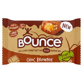 Bounce Protein Ball Choc Brownie