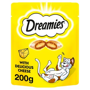 Dreamies Mega Pack with Cheese