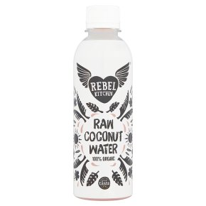 Rebel Kitchen Organic Coconut Water