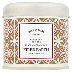 Fired Earth Emperors Tea Candle