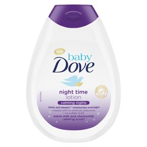 Dove Baby Night Time Lotion