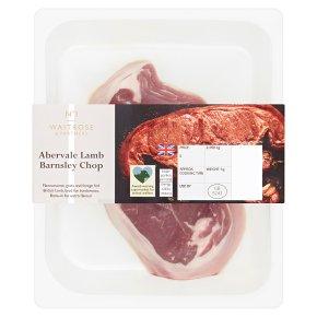 No.1 Lamb Barnsley Chop