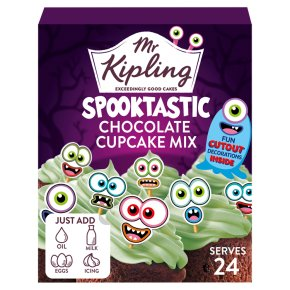 Mr Kipling Chocolate Cupcake Mix