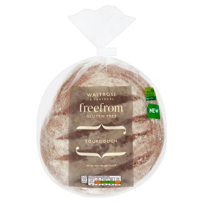 Waitrose Free From Sourdough