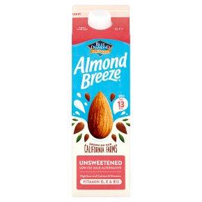 Blue Diamond Almond Breeze Unsweetened Drink