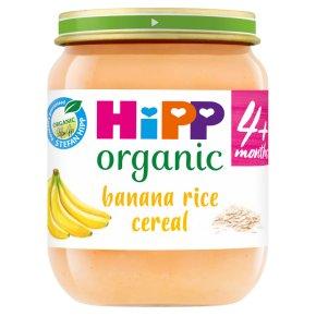 HiPP Organic Banana Rice Cereal