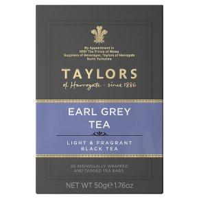 Taylors of Harrogate Earl Grey Tea 20 Tea Bags