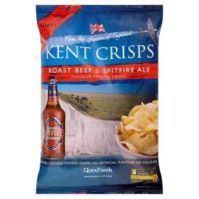 Kent Roast Beef & Ale Crisps