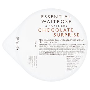Essential Chocolate Surprise