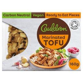 Cauldron Marinated Tofu Pieces