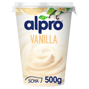 Alpro Vanilla Yoghurt Alternative