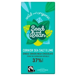 Seed & Bean Cornish Sea Salt & Lime