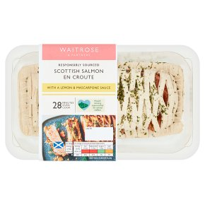 Waitrose Scottish Salmon en Croute