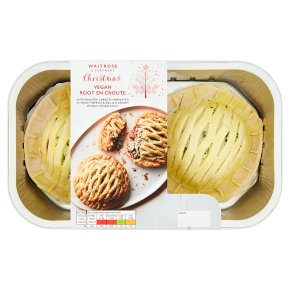 Waitrose Vegan Root en Croute