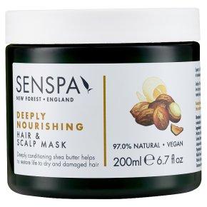 SenSpa Nourishing Hair & Scalp Mask