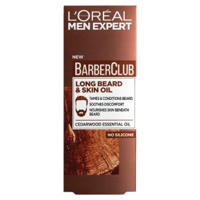 L'Oréal Barber Club Beard & Skin Oil