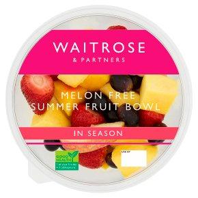 Waitrose Melon Free Summer Fruit Bowl