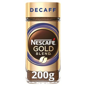 Nescafe Gold Decaf Instant Coffee