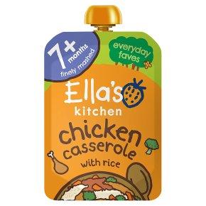 Ella's Kitchen Chicken Casserole