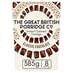 The Great British Porridge Co. Classic Chocolate