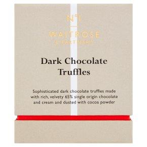 No.1 Dark Chocolate Truffles