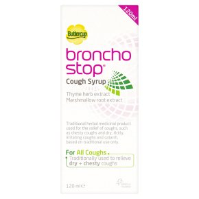 Broncho Stop Dry & Chesty Coughs