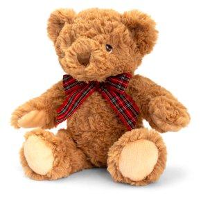 John Lewis Eco Bear With Ribbon
