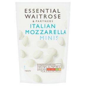 Essential Italian Mozzarella Minis Strength 1