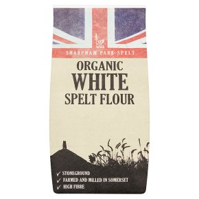 Sharpham Park Organic White Spelt Flour