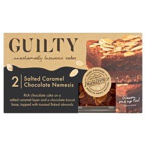 Guilty Bakery Salted Caramel Chocolate Nemesis