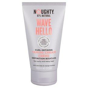 Noughty Wave Hello Taming Cream