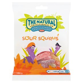 The Natural Confectionery Co. Sour Squirms