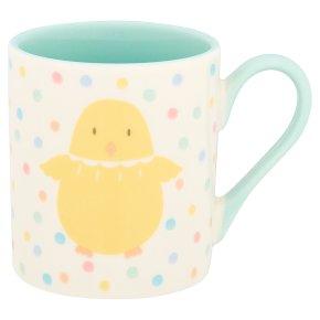 Waitrose Easter Chick Mini Mug