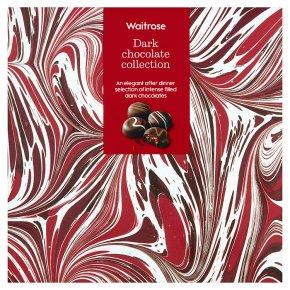Waitrose Dark Chocolate Collection
