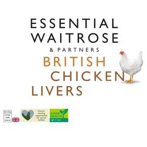 Essential British Chicken Livers