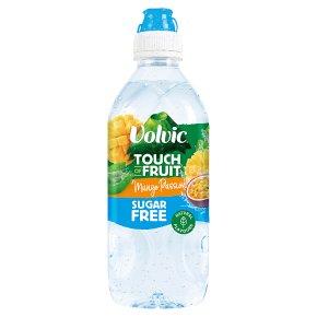 Volvic Sugar Free Touch of Fruit Mango Passion
