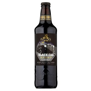 Fuller's Black Cab Stout London