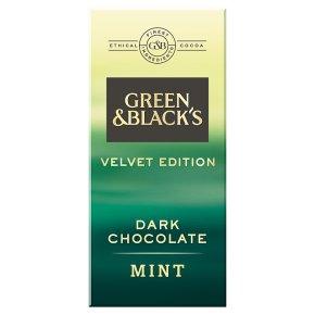 Green & Black's Velvet Edition Mint