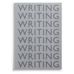 John Lewis A4 Plain Writing Pad