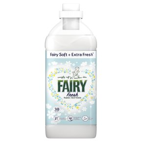 Fairy Fabric Softener 30 washes
