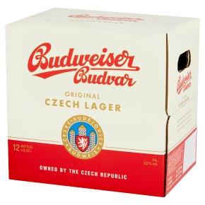 Budweiser Budvar Original Czech Lager