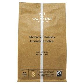 No.1 Mexico, Chiapas Ground Coffee