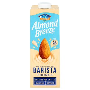 Blue Diamond Almond Breeze Barista Blend Drink