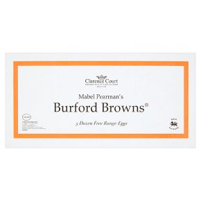 Burford Free Range Medium Brown Eggs