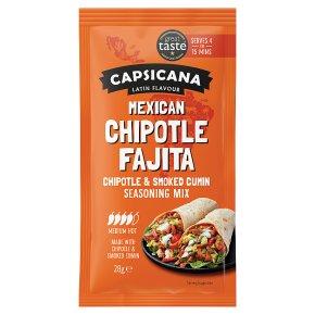 Capsicana Mexican Cumin & Chipotle